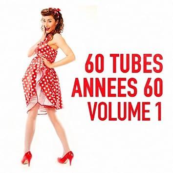 60 tubes des années 60, Vol. 1 (Les tubes de la Chanson Française)
