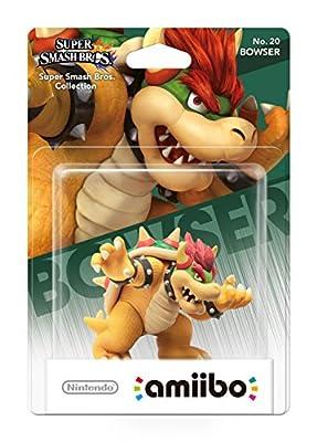 Bowser No.20 amiibo (Nintendo Wii U/3DS)