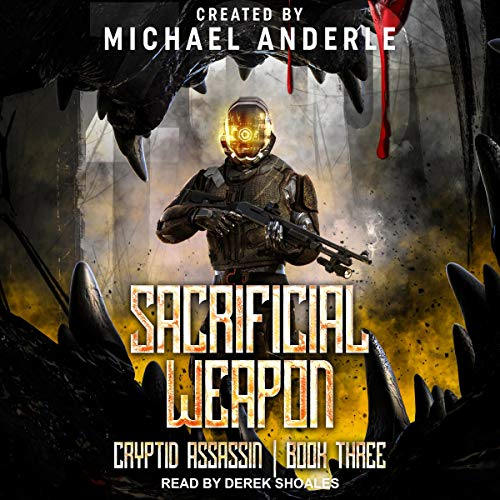 Sacrificial Weapon cover art