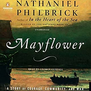 Mayflower cover art