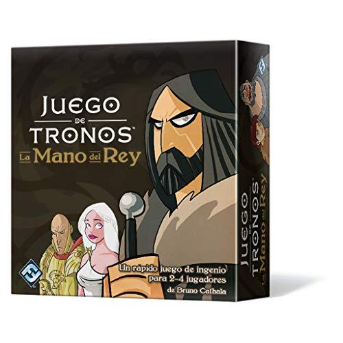 Fantasy Flight Games FFVA100 - Juego de Tronos, La Mano del Rey
