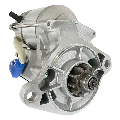 DB Electrical SND0400 Starter For Caterpillar Lift Truck T100D V110 V150 /New Holland L454 L55 /Teledyne - Continental Engines TM-13 / TMD-13M00500, TMD-13M500 / 6T7004 /446518/508198