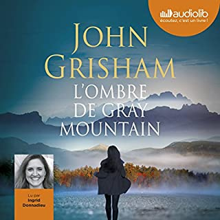 Couverture de L'Ombre de Gray Mountain