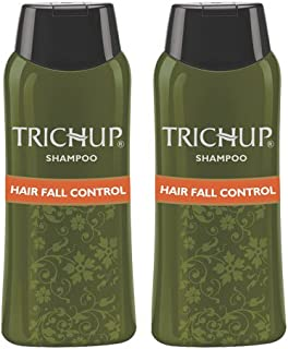 Trichup Hair Fall Control Herbal Hair Shampoo - 100ml (Pack of 2)