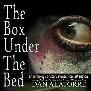 The Box Under the Bed audiobook cover art