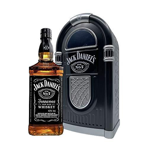 Jack Daniel's Tennessee Whiskey JUKEBOX Design 40% - 700ml in Tinbox