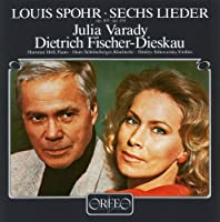 Selected Songs by LOUIS SPOHR (1994-04-20)