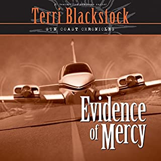 Evidence of Mercy audiobook cover art