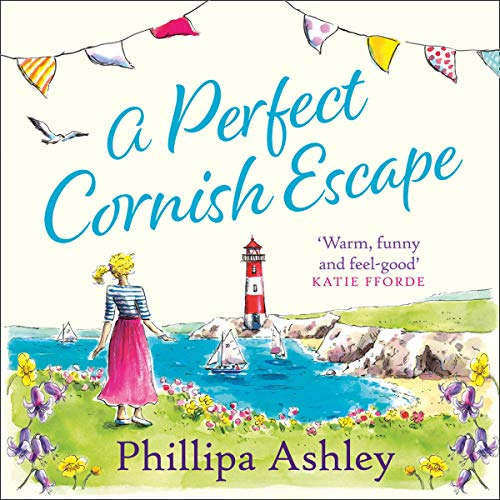 A Perfect Cornish Escape cover art