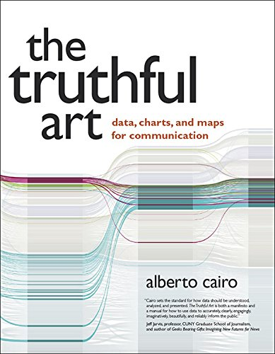 Truthful Art, The: Data, Charts, and Maps for Communication (Voices That Matter) (English Edition)
