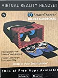 SmartTheater Cardboard Virtual Reality Headset