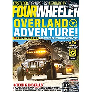 Four Wheeler (formerly JP Magazine)