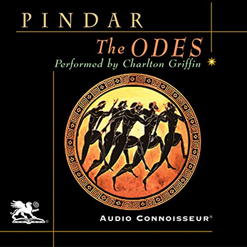 The Odes of Pindar  audiobook cover art