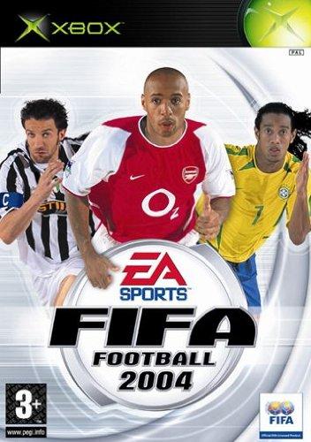 FIFA 2004 [Importación italiana]