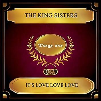 It's Love Love Love (Billboard Hot 100 - No. 04)