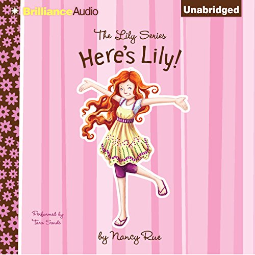 Here's Lily cover art