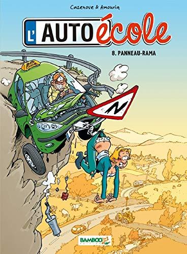 L'Auto école - tome 08 - Panneau-rama