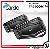 Cardo System FREECOM4 Intercomunicador Freecom 4 Duo,...