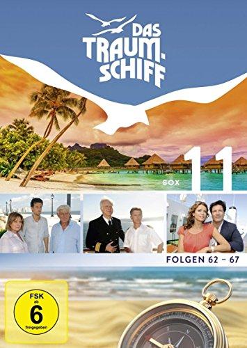 Das Traumschiff DVD-Box XI (3 DVDs)