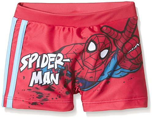 Spiderman Jongens Badpak Bañador Boxer Spiderman
