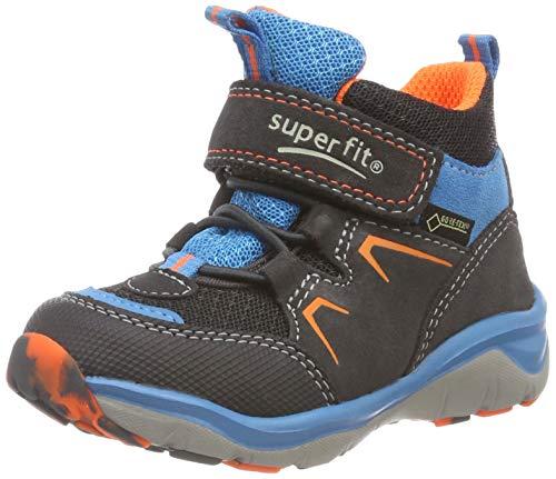 Superfit Jungen SPORT 5 Hohe Sneaker