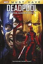 Deadpool massacre Marvel de Cullen Bunn