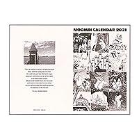 2021年 壁掛け MOOMIN/ムーミン カレンダー 21NH005