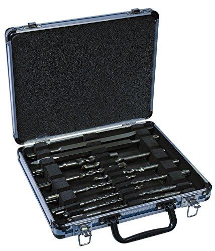 Makita Taladro/Meißelset D-42400 SDS +, 13 teilig herramientas 0088381404860