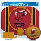 NBA Miami Heat Slam Dunk Softee Hoop Set
