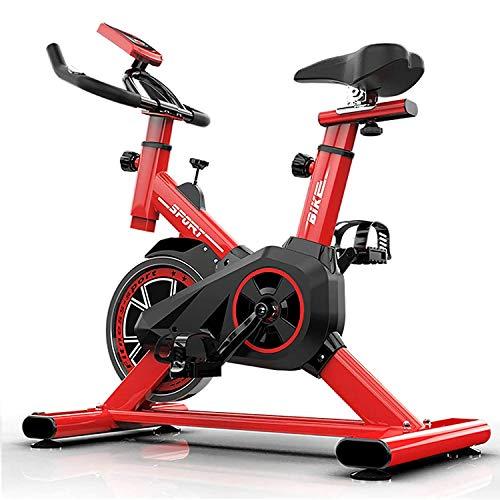 Ciclette per Casa Bike Magnetica Freno a Frizione Micro Regolazione di Sellino E Manubrio, Fstruttore di Fitness, Attrezzo Sportivo, Allenamento Corpo, Cardio Trainer