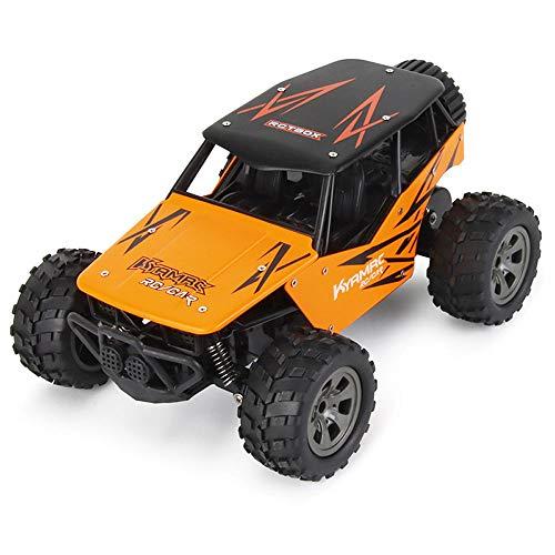 LQZCXMF Fernbedienung Big Wheel Alloy Offroad-Fahrzeug Spot 1:18 Aufladen Von Kindern Fernbedienung...