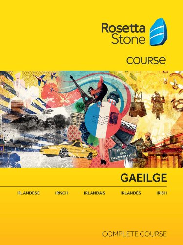 Rosetta Stone Irlandais Complete Course