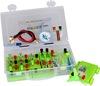 Circuit Learning Kit - Physical Experiment Simple Circuit Closure Experiment Basic Electricity