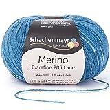 Schachenmayr Handstrickgarne Merino Extrafine 285 Lace, 50G Denim