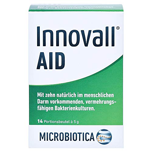 Innovall AID Pulver im Portionsbeutel, 14 St. Beutel