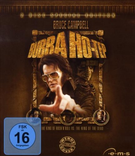 Bubba Ho-Tep  (+ DVD) [Blu-ray]