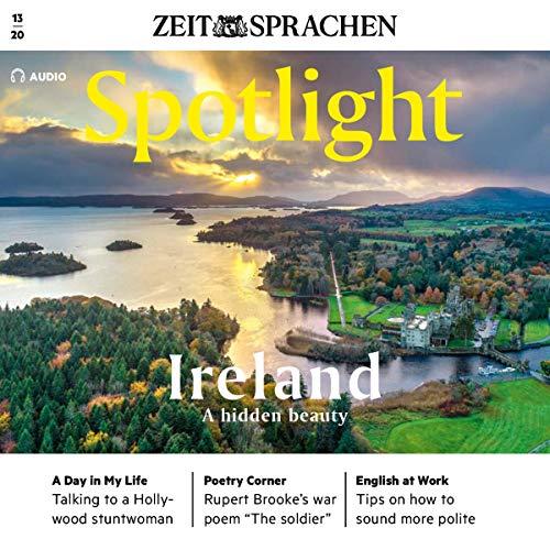 Spotlight Audio - Ireland, a hidden beauty. 13/2020 Titelbild
