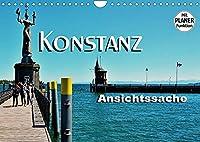 Konstanz - Ansichtssache (Wandkalender 2022 DIN A4 quer): Impressionen aus Konstanz (Geburtstagskalender, 14 Seiten )