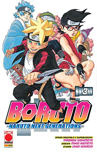 Boruto. Naruto next generations (Vol. 3)