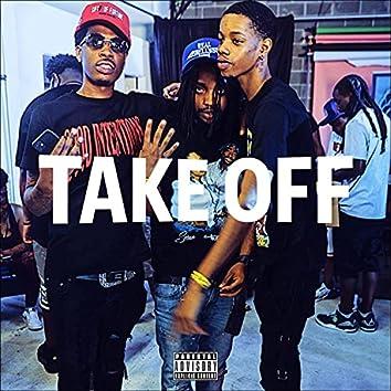 Takeoff (feat. Hoodiejr & Dre Dinéro)