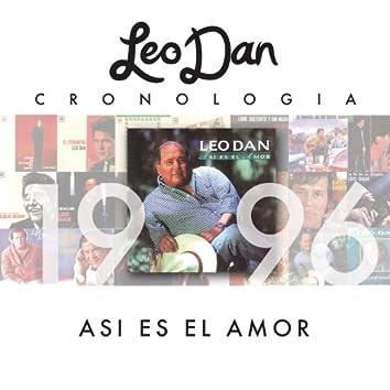 Leo Dan Cronología - Así Es El Amor (1996)