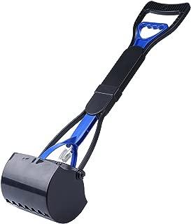 ElementDigital Jaw Pet Pooper Scooper for Easy Pet Waste Clean Up Shovels Pet Dog Toilet Waste Poop Poo Pooper Dropping Picker Scooper Collector Remover Pet Waste Shovels
