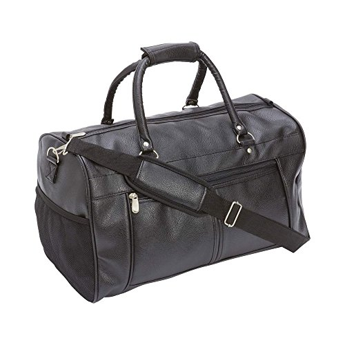 For Sale! Embassy Travel Gear 17 Faux Leather Tote Bag
