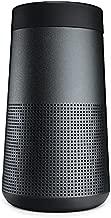 Bose SoundLink Revolve, Portable Bluetooth Speaker (with 360 Wireless Surround Sound), Triple Black