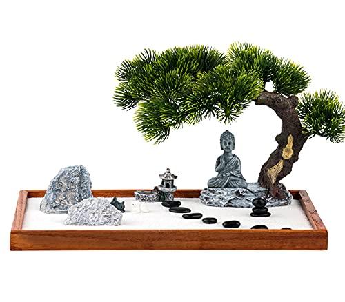 Zen Garden Kit Jardin Zen Garden for Desk Zen Garden...