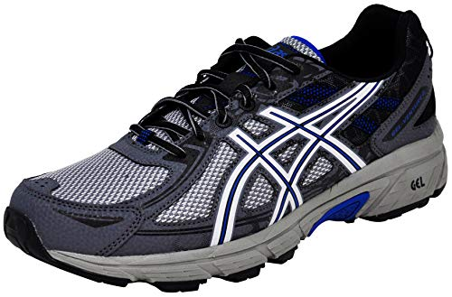 ASICS Men's Gel-Venture 6 Running Shoes, 12M, Metropolis/Glacier Grey