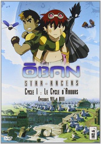 Oban Star Racer Cycle I, Episodes VII à XIII