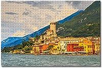 BEI YU MAN.co イタリアスカリジェ城大人の大人のマルセシンパズル子供1000木製ギフト木製ジグソーパズル家の装飾特別な旅行のお土産