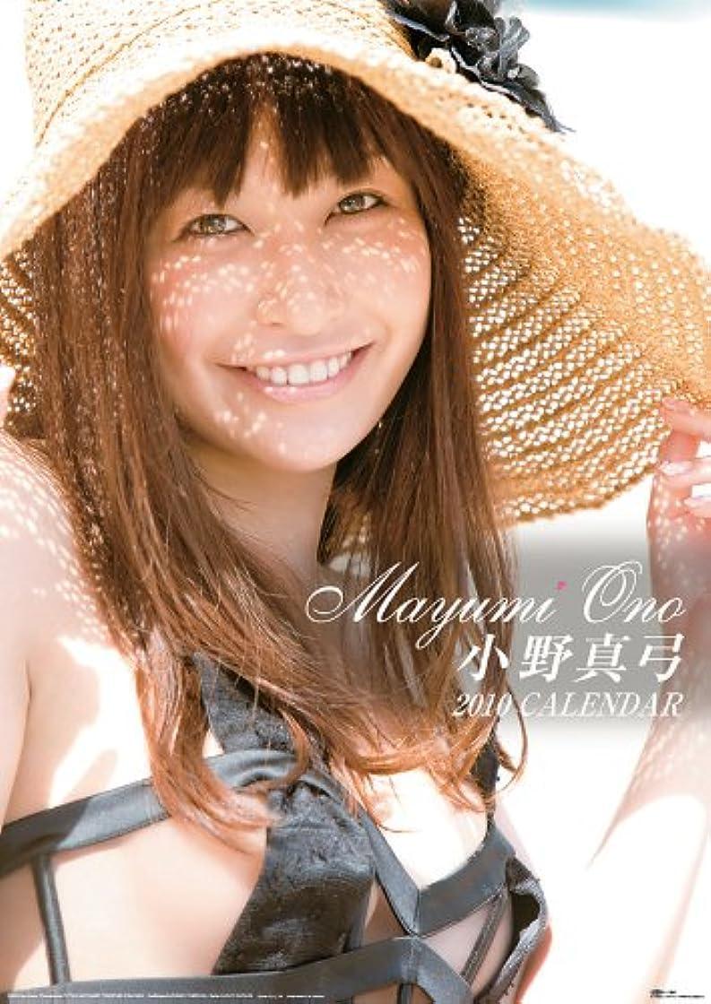 乗ってにんじん記念小野真弓 2010年 カレンダー