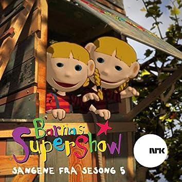 Barnas Supershow - Sangene Fra Sesong 5